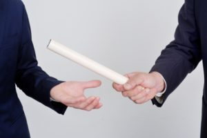 事業譲渡のイメージ